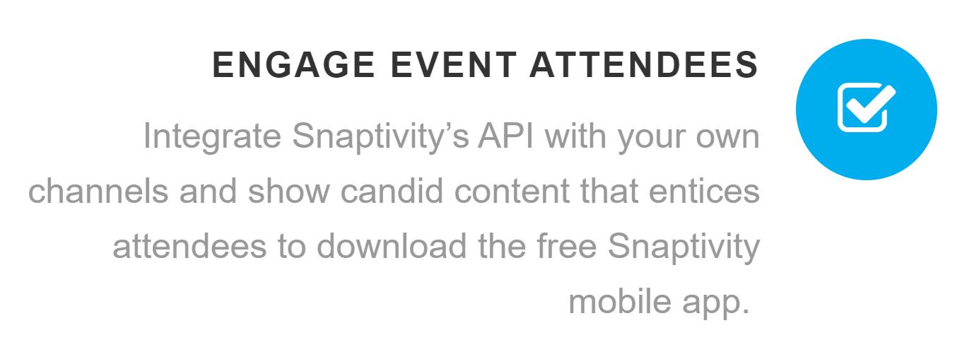 Snaptivity App
