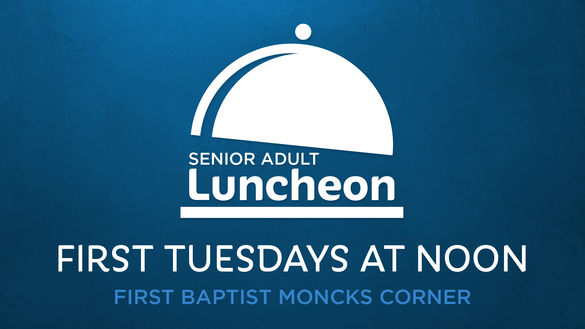Senior Adult Luncheon