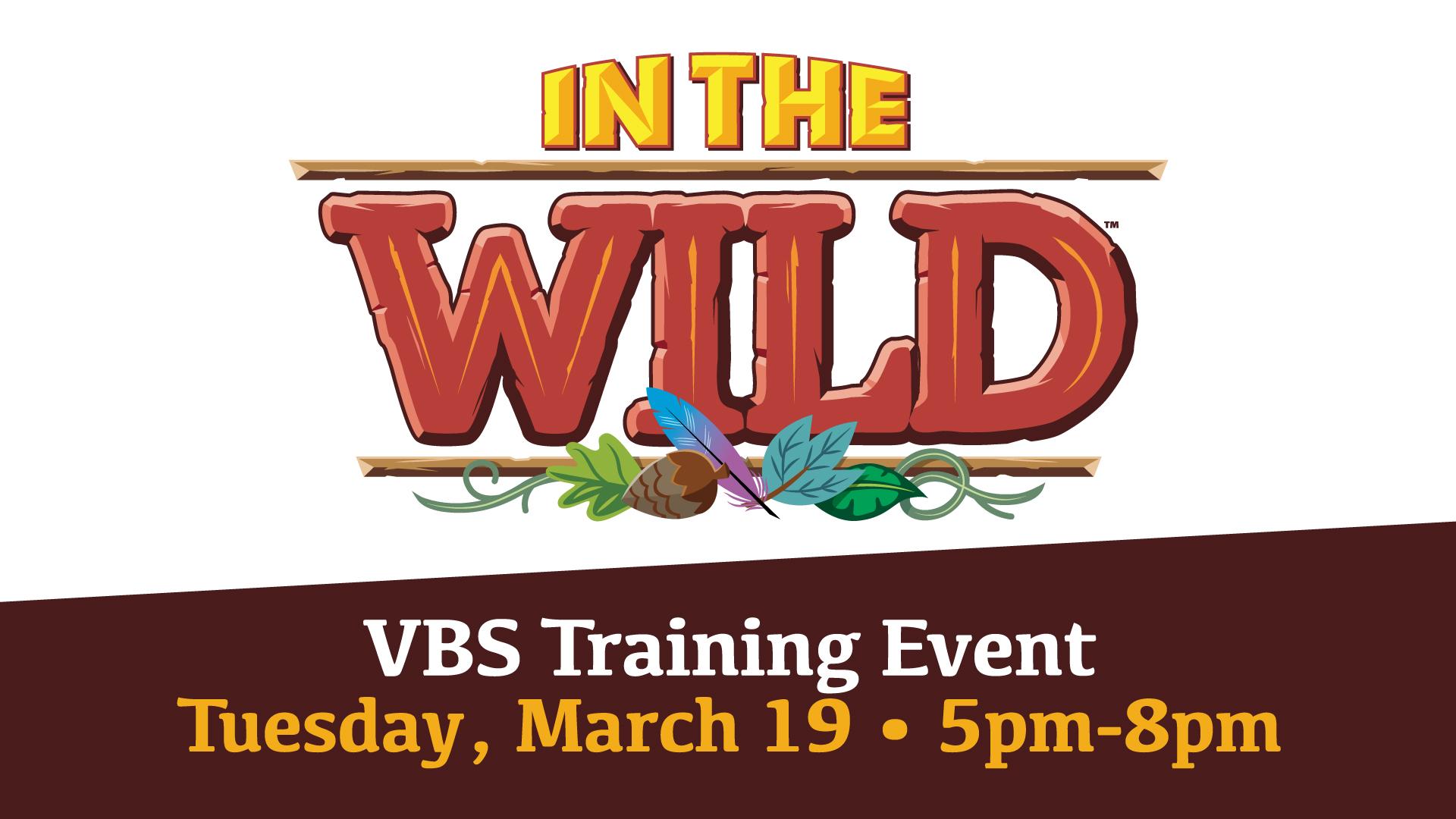 VBS Training Event • Screven Baptist Association