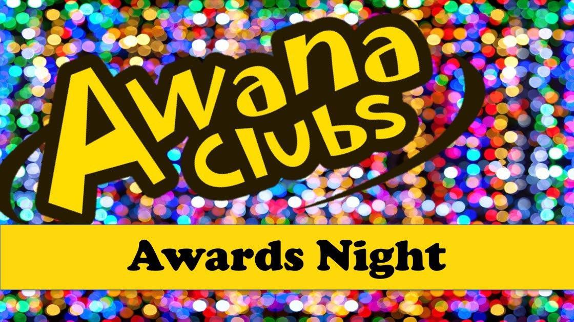 AWANA Awards Ceremony
