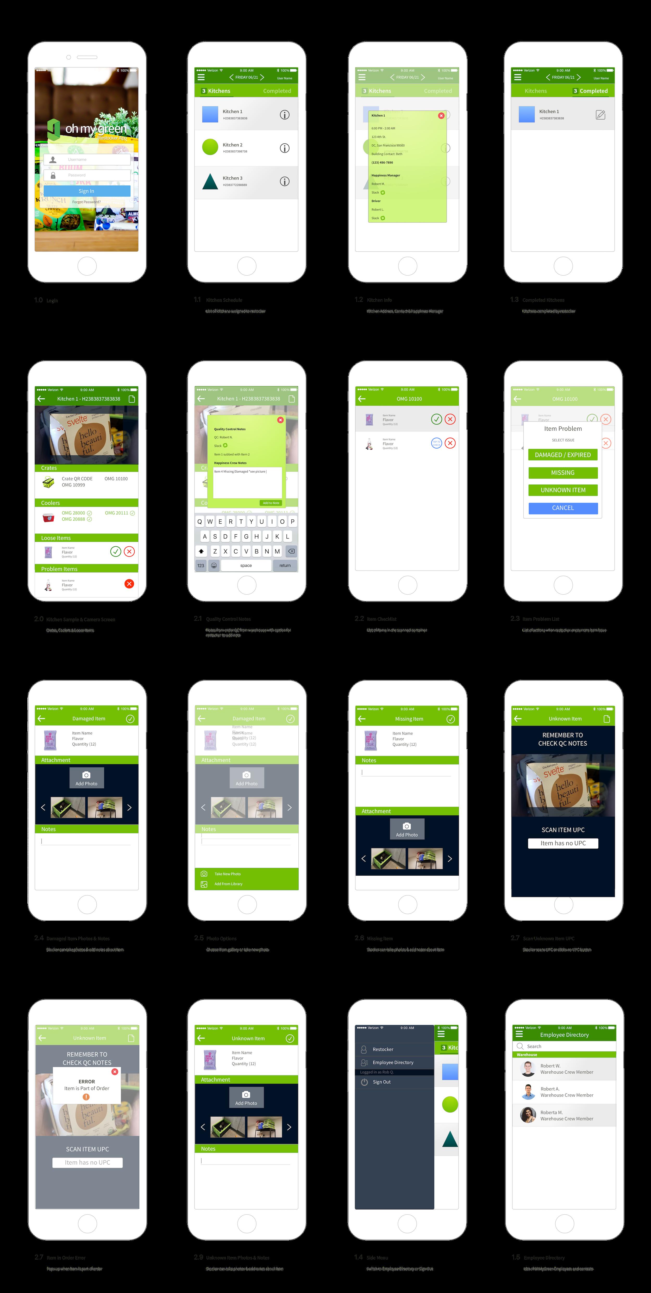Final Mobile UI