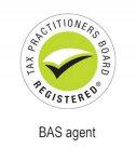 Registered BAS Agent Logo