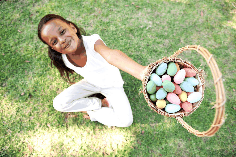 Dear Easter Bunny, curb the clutter!