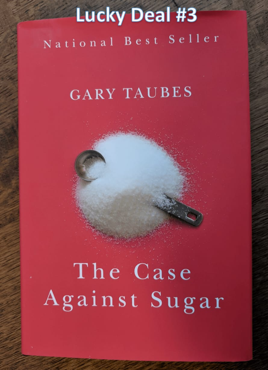 the case against sugar book