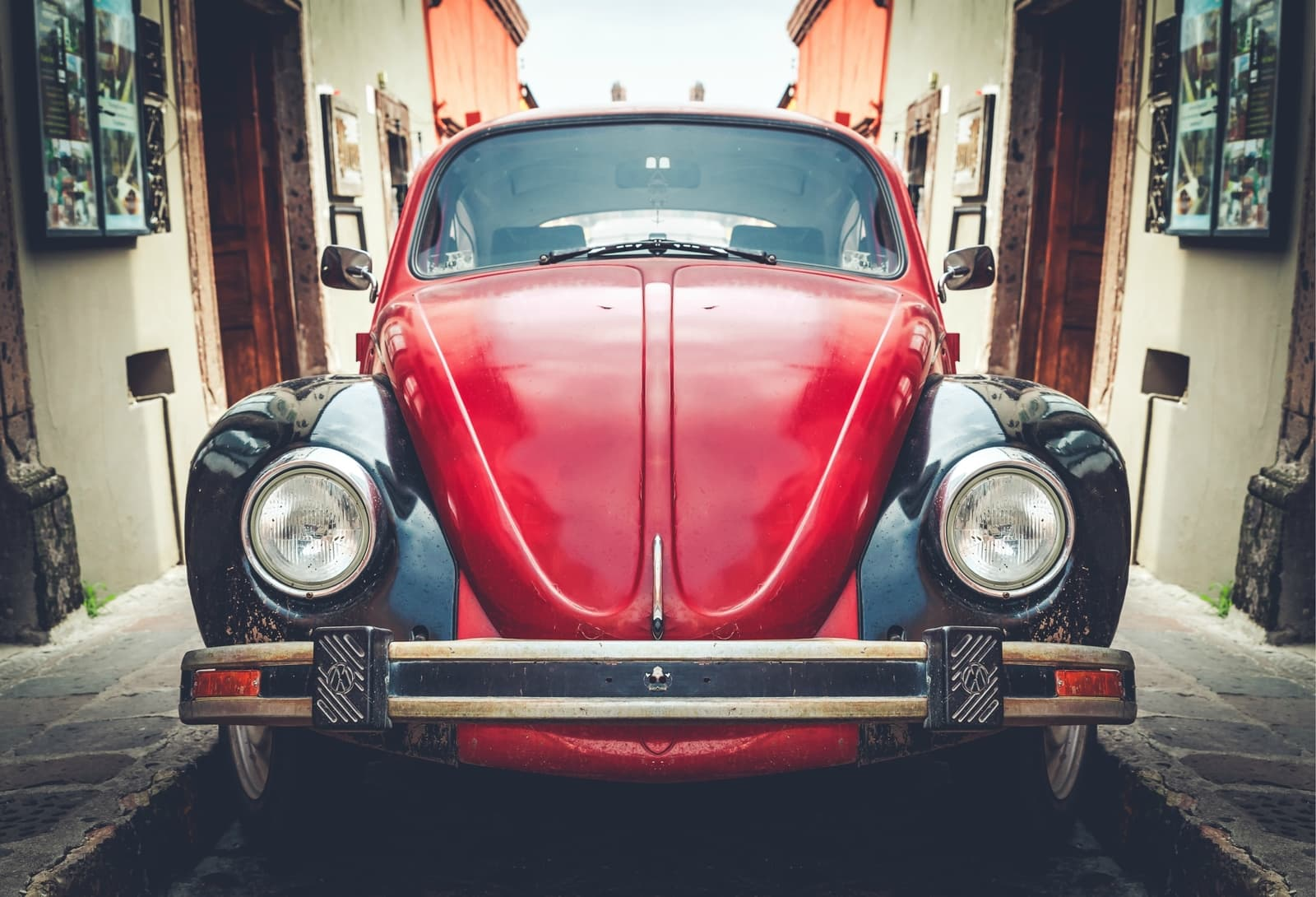 used red car
