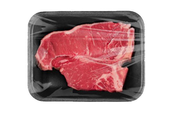 Meat packaging image