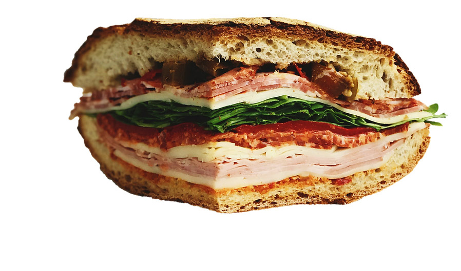 Ready Made Sandwich image