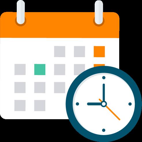 Date calendrier webinar