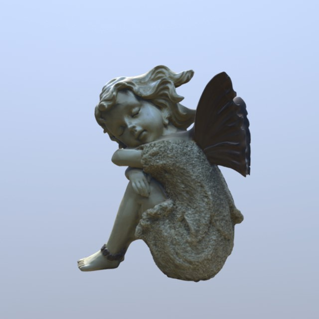 A small sculpture 3D Scanned