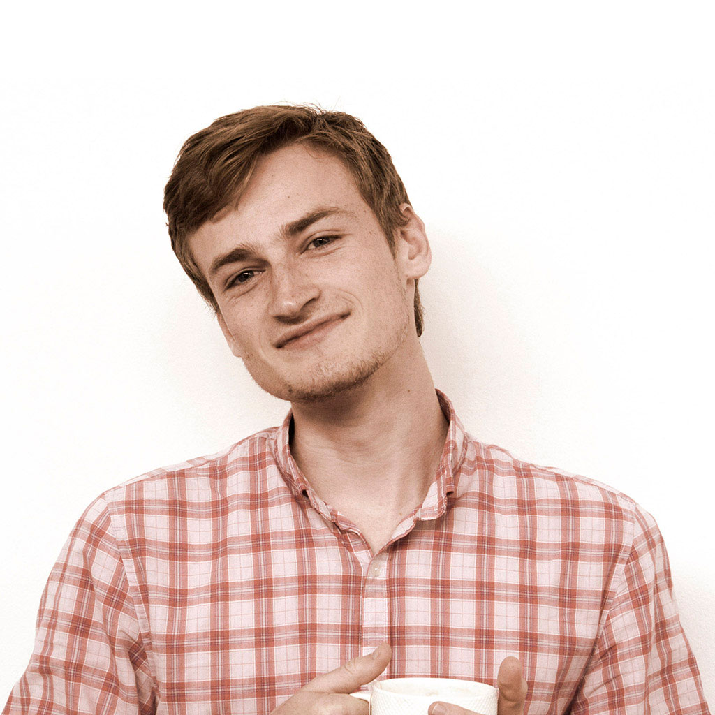 A Headshot of an employee from Chaos Theory Games, a Sydney based Game Development Studio