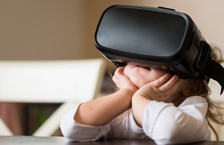 Today, virtual reality is our reality. Millions of users are plugging in via their phones, gaming consoles and PCs every day.