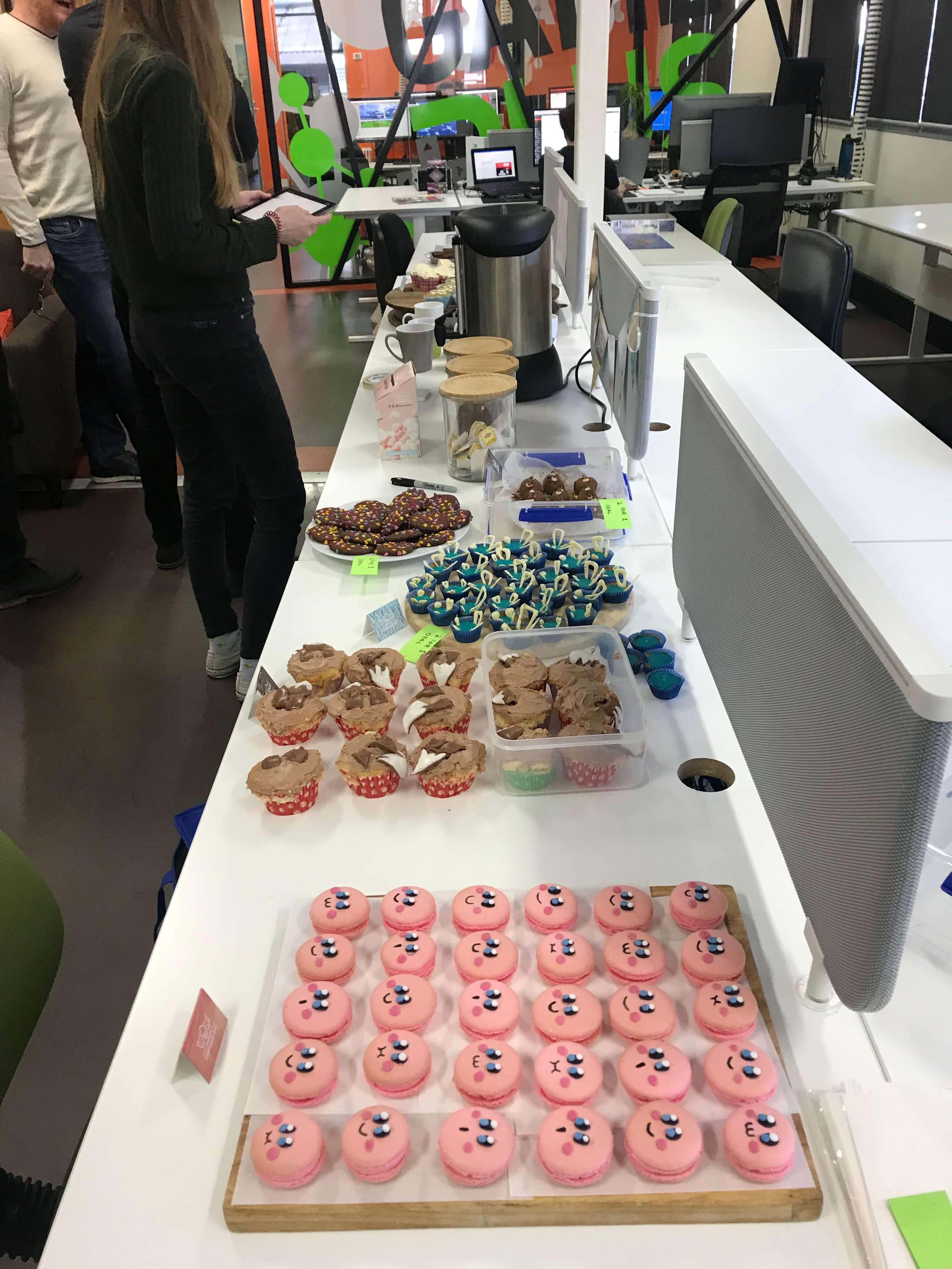 Chaos Theory Games RSPCA Cupcake Day GamePlus Hub Sydney