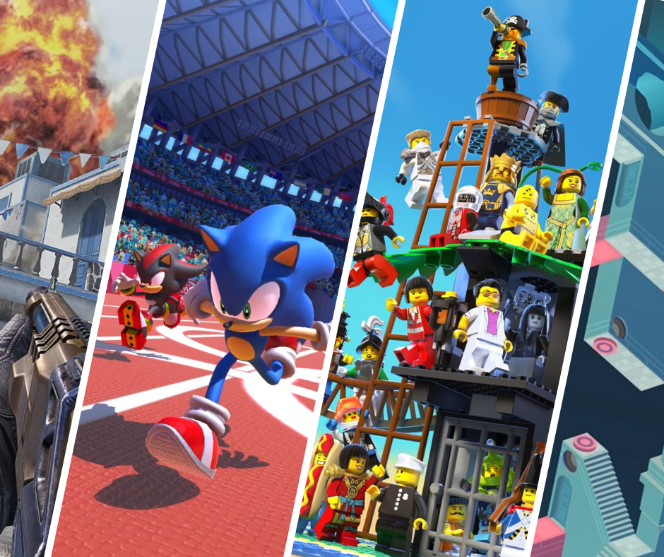 Top 20 FREE mobile games to play during the 2020 COVID-19 lockdown. We recommend mobile games like Call of Duty: Mobile, Sonic at the Olympics, LEGO, Animal Crossing, Pokemon GO and many more.