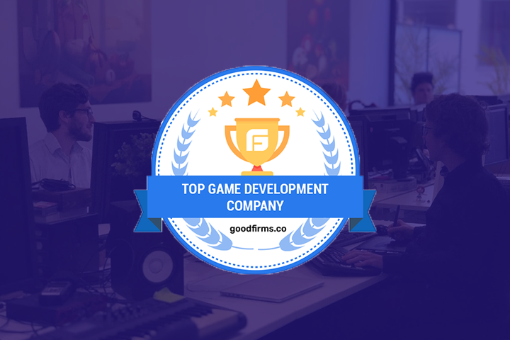 GoodFirms names Chaos Theory Top Game Developement Company in 2020. We are a game development studio that specialises in AR,VR and mobile game development.