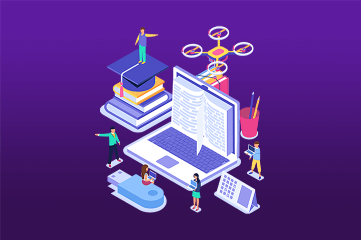 Isometric graphic for Chaos Theory's blog: What are educational games?