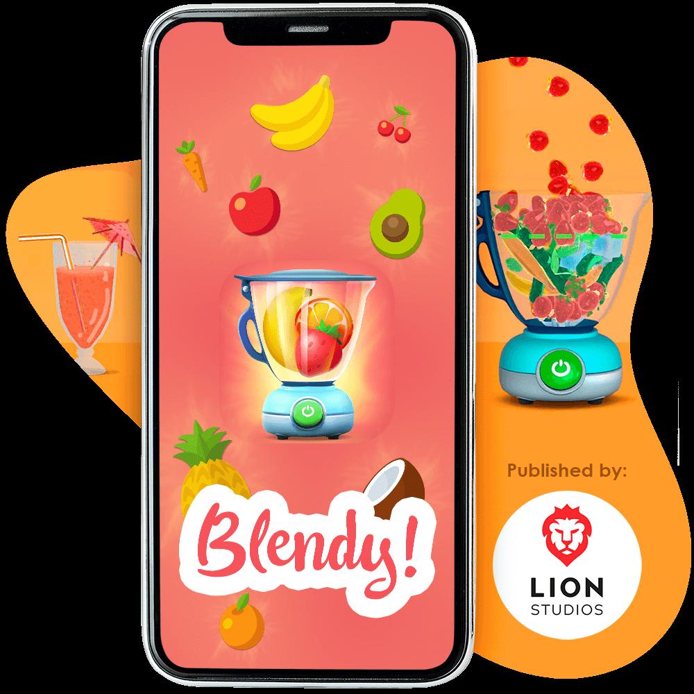 Thumbnail image for mobile game Blendy! #1 Juice Blending Mobile Game