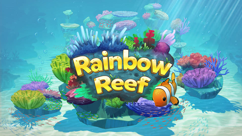 Concept art of the game Rainbow Reef