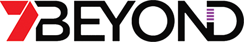 A Logo for Channel 7 Beyond, a Television Production collaboration between Channel 7 and Beyond Productions