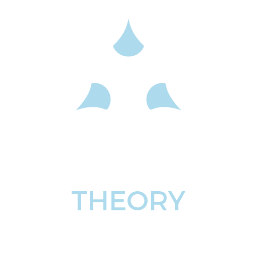 A Logo for Chaos Theory Games, a Sydney Mobile Game Developer