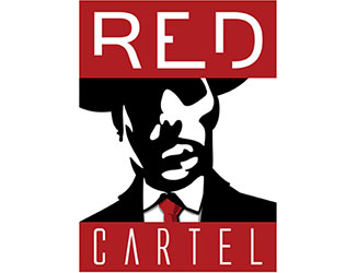 A Logo for Red Cartel, a Sydney based AR, VR and XR Development Studio
