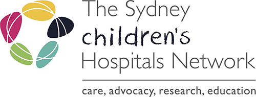A Logo for The Sydney Children's Hospital who we developed a web based interactive experience for