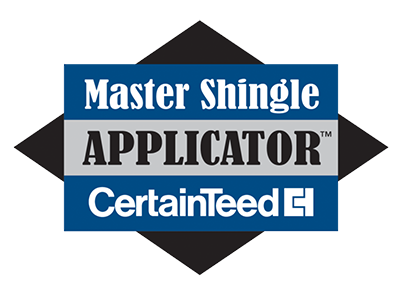 ProCon Exteriors is a Master Shingle Applicator