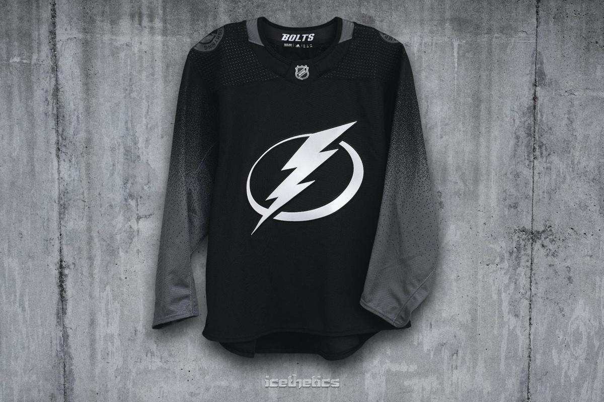 Lightning finally reveal new alternate uniform!