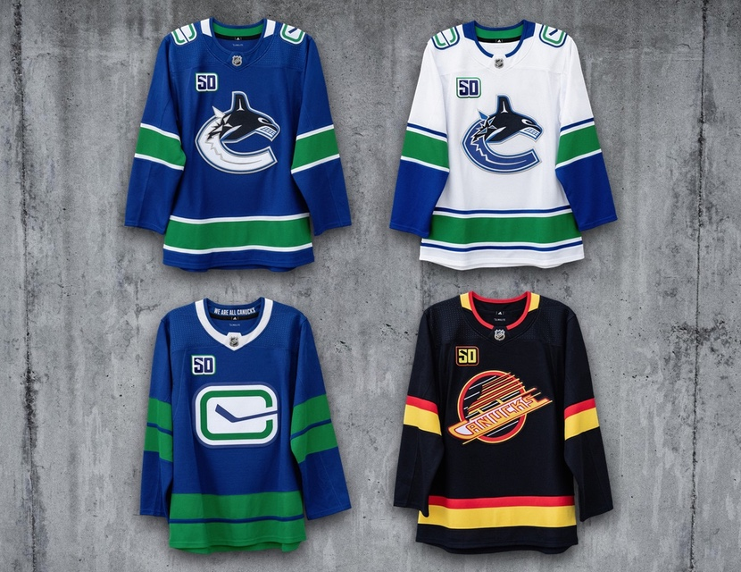 all new nhl jerseys
