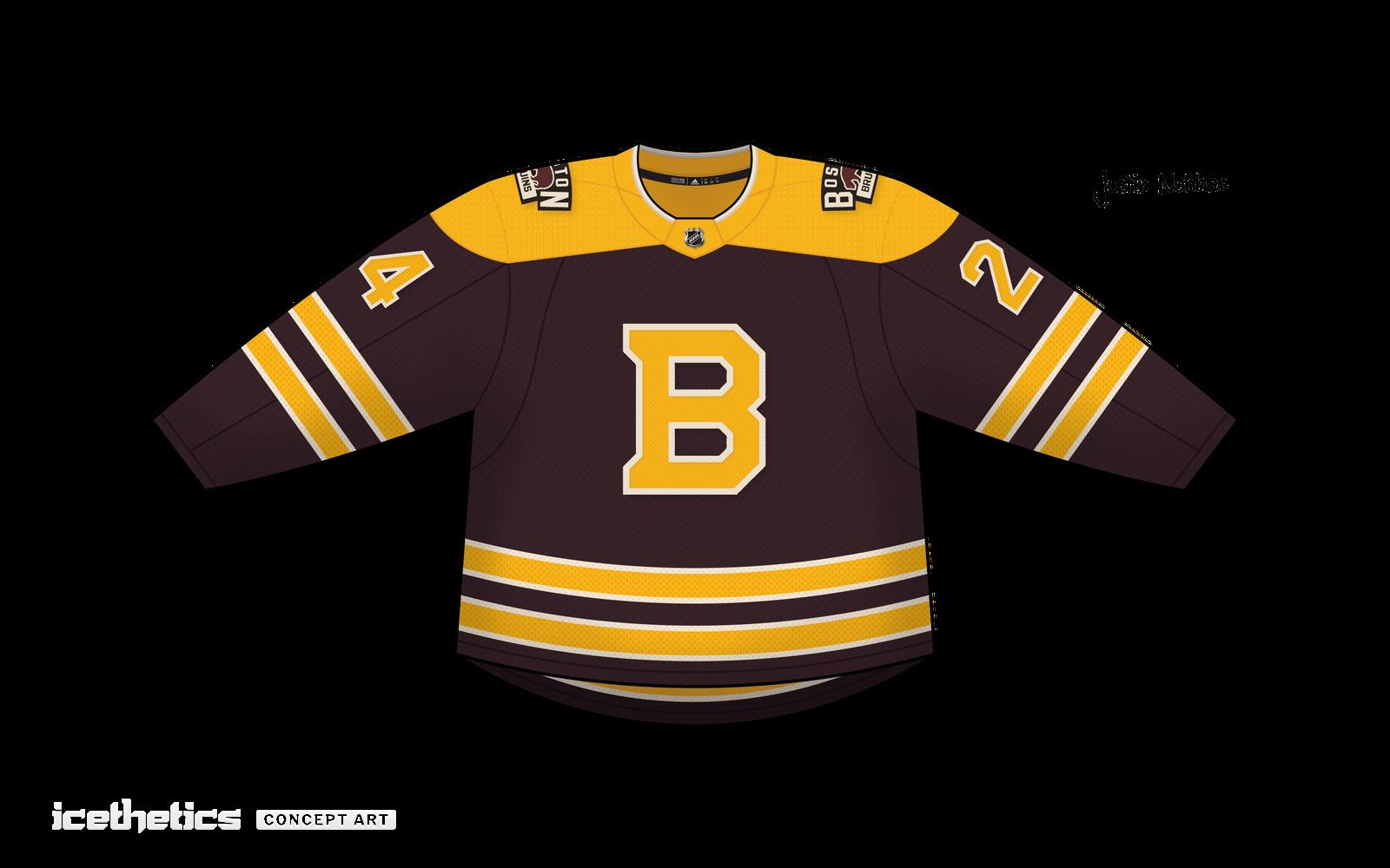 Bruins in Brown