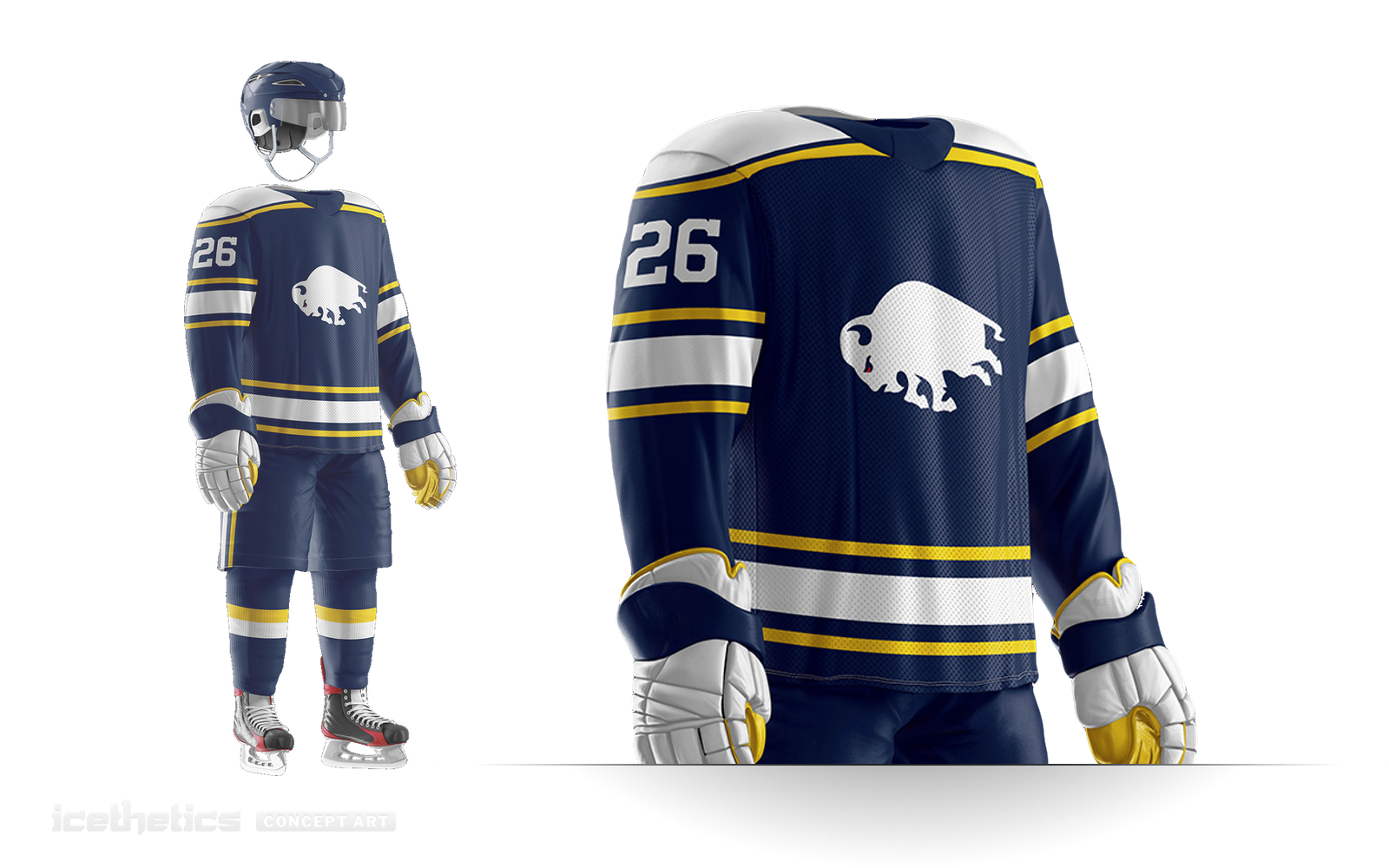 Simplified Buffalo