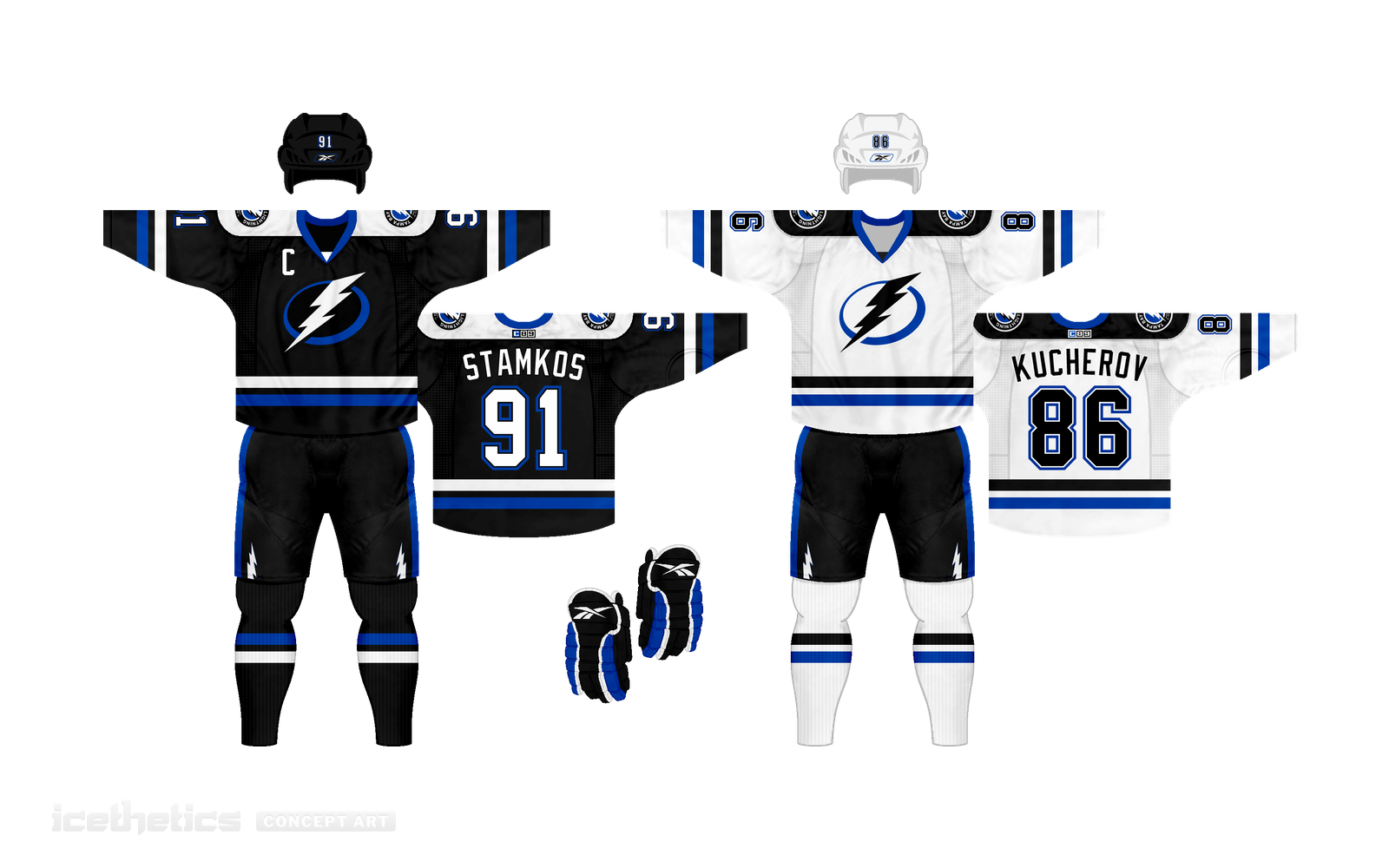 Back in Bolts Black
