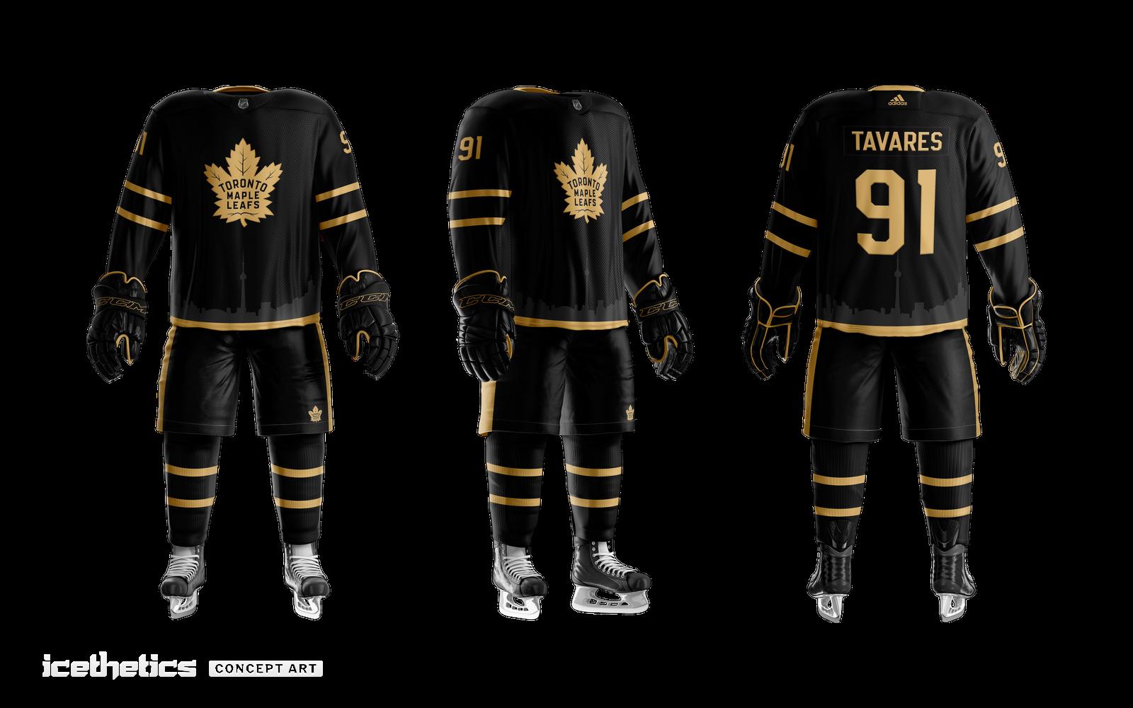 Maple Leafs × OVO