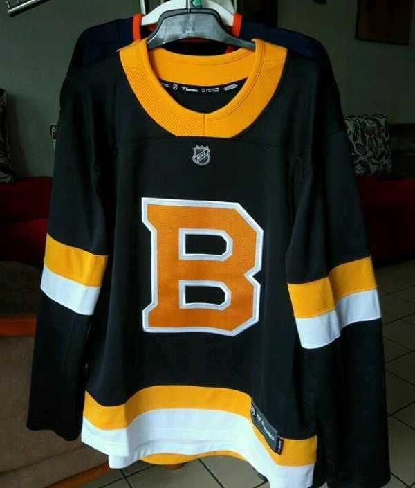 the latest 4fab5 99c36 icethetics.com: Is this the new Bruins third jersey for 2019-20?