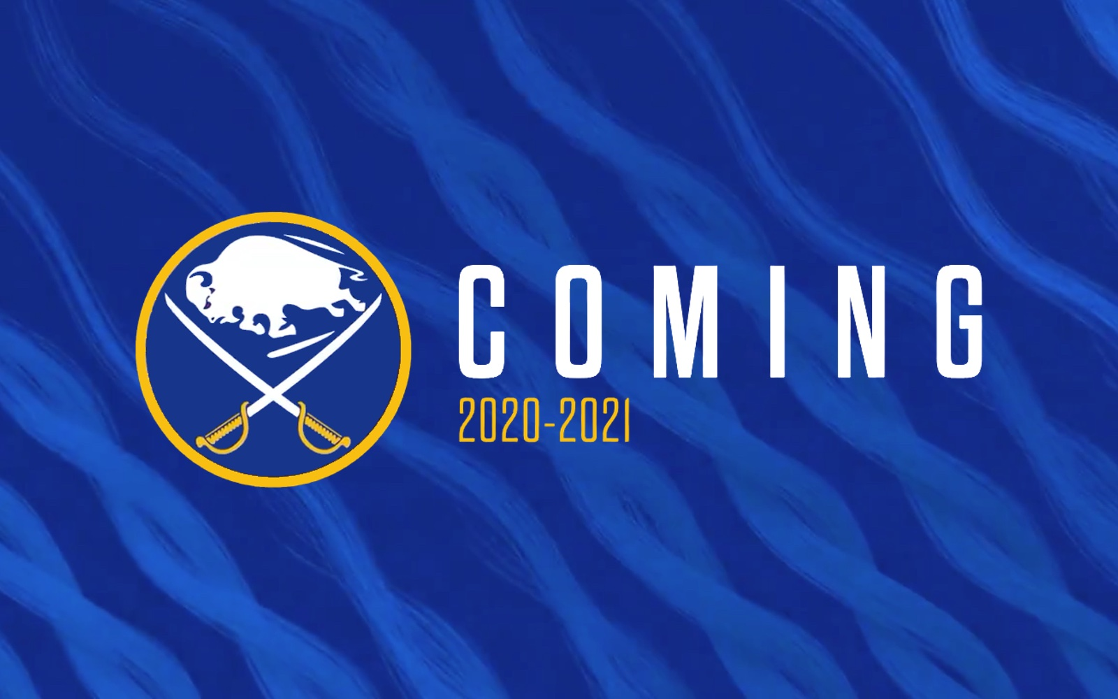Sabres set third jersey launch, plan for return of royal blue