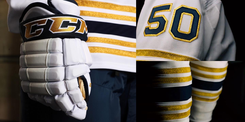 premium selection 2fbd8 9830f icethetics.com: Buffalo Sabres unveil 50th anniversary third ...