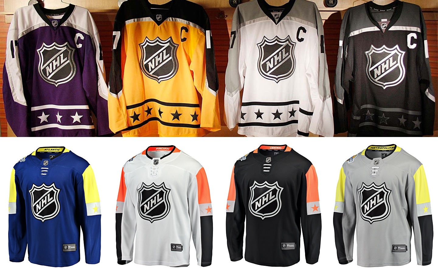 reputable site 0baf1 4963d icethetics.com: When will we see the 2019-20 NHL event jerseys?
