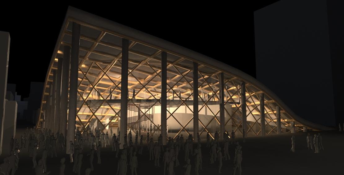 Tokyo Sound Architecture Design - Rahul Girish