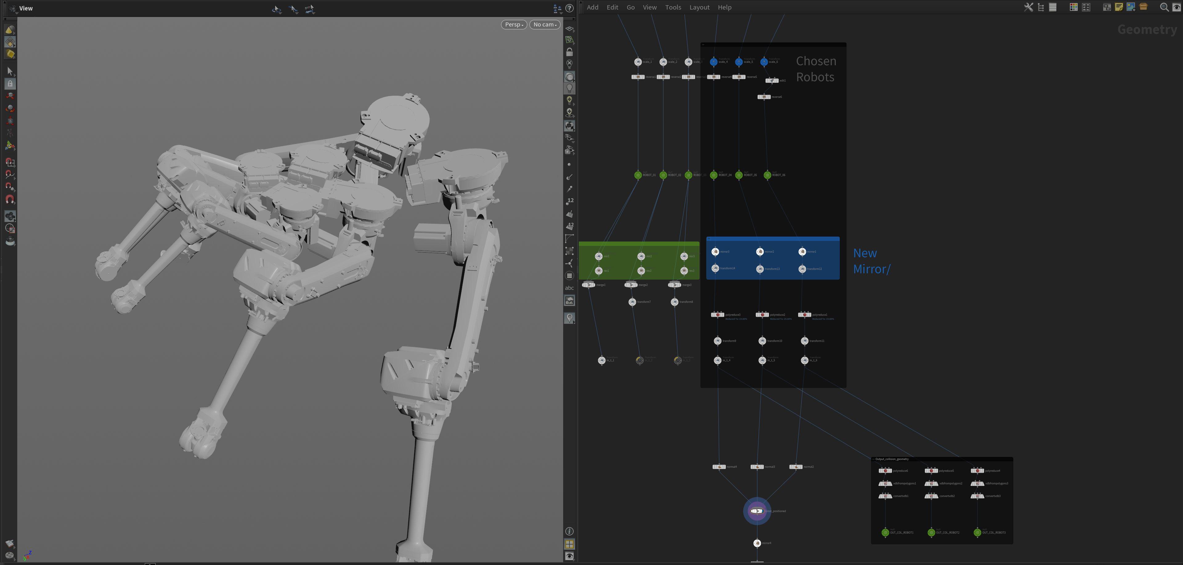 Robotic Architecture - Rahul Girish