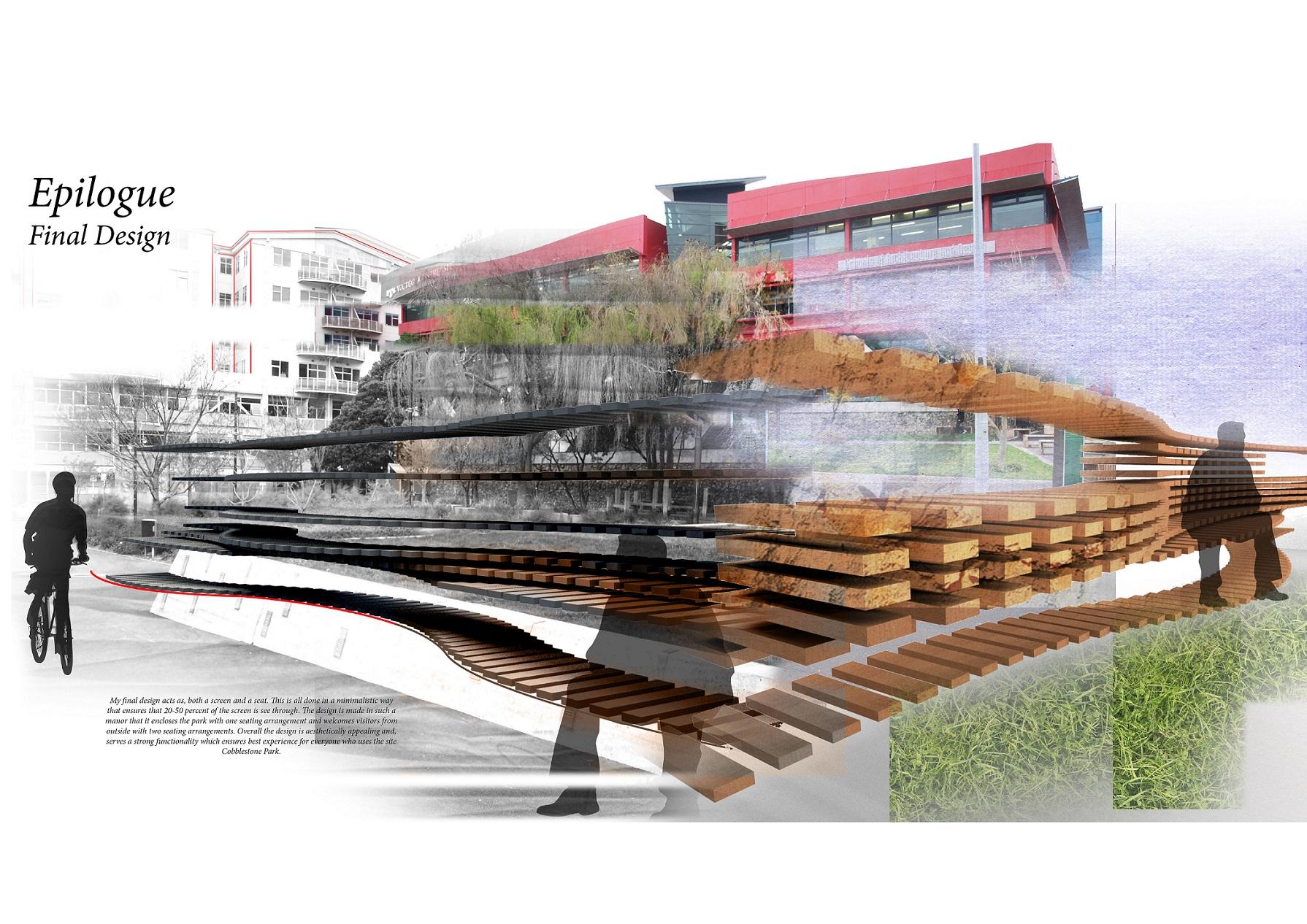 Parametric wall - Study