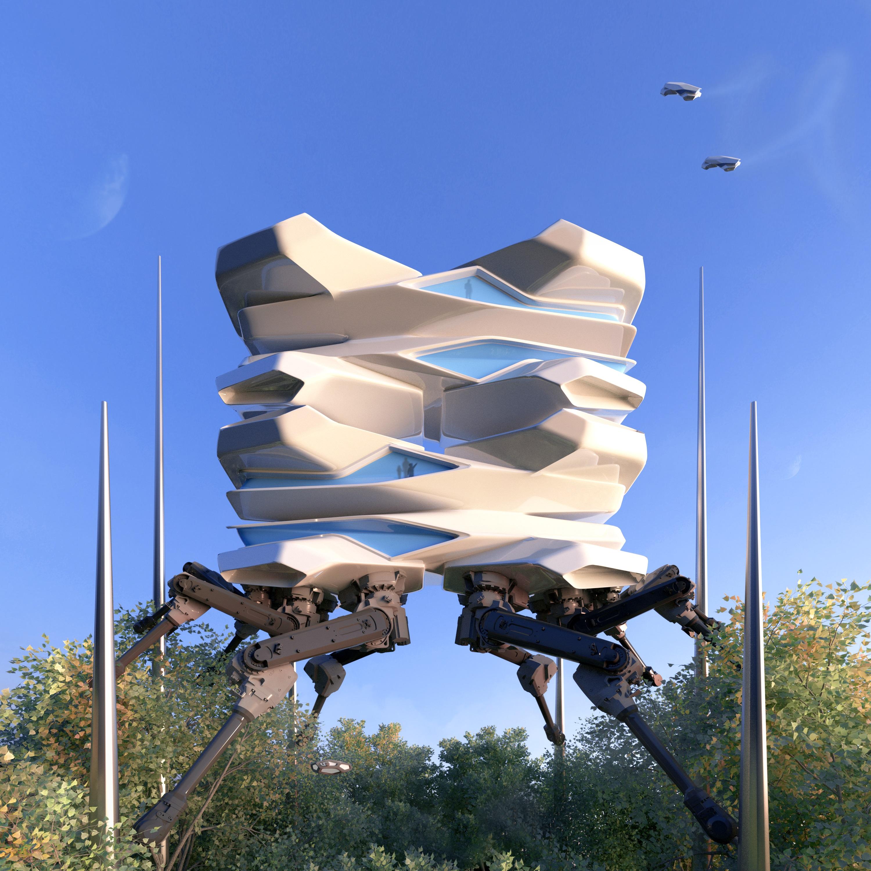 Robotic Architecture