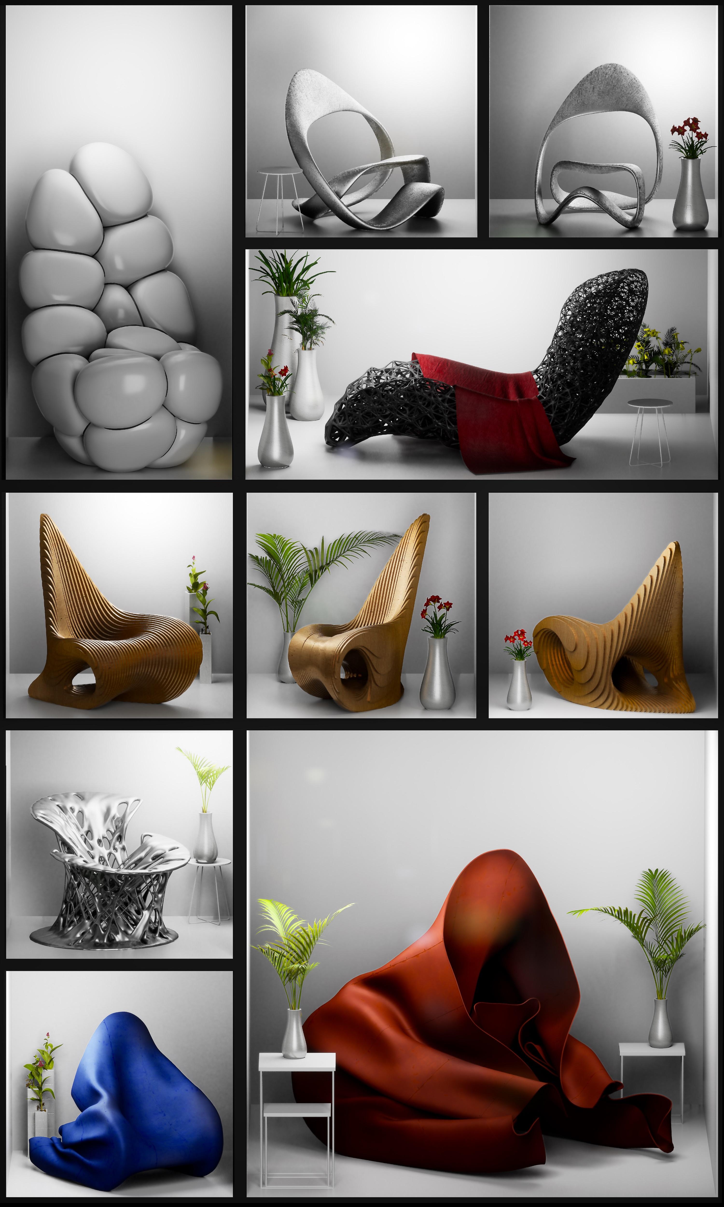 Chair Unorthodox