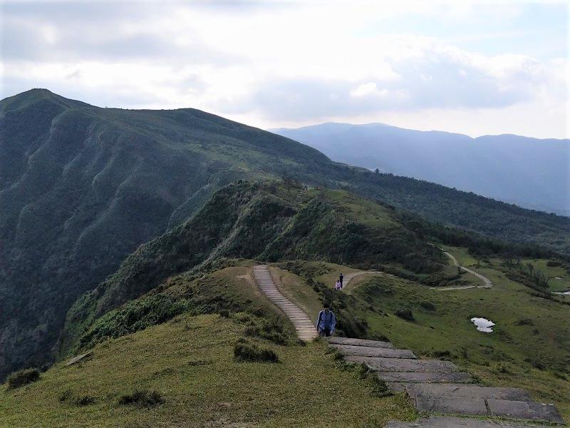 Hiking Tsaoling