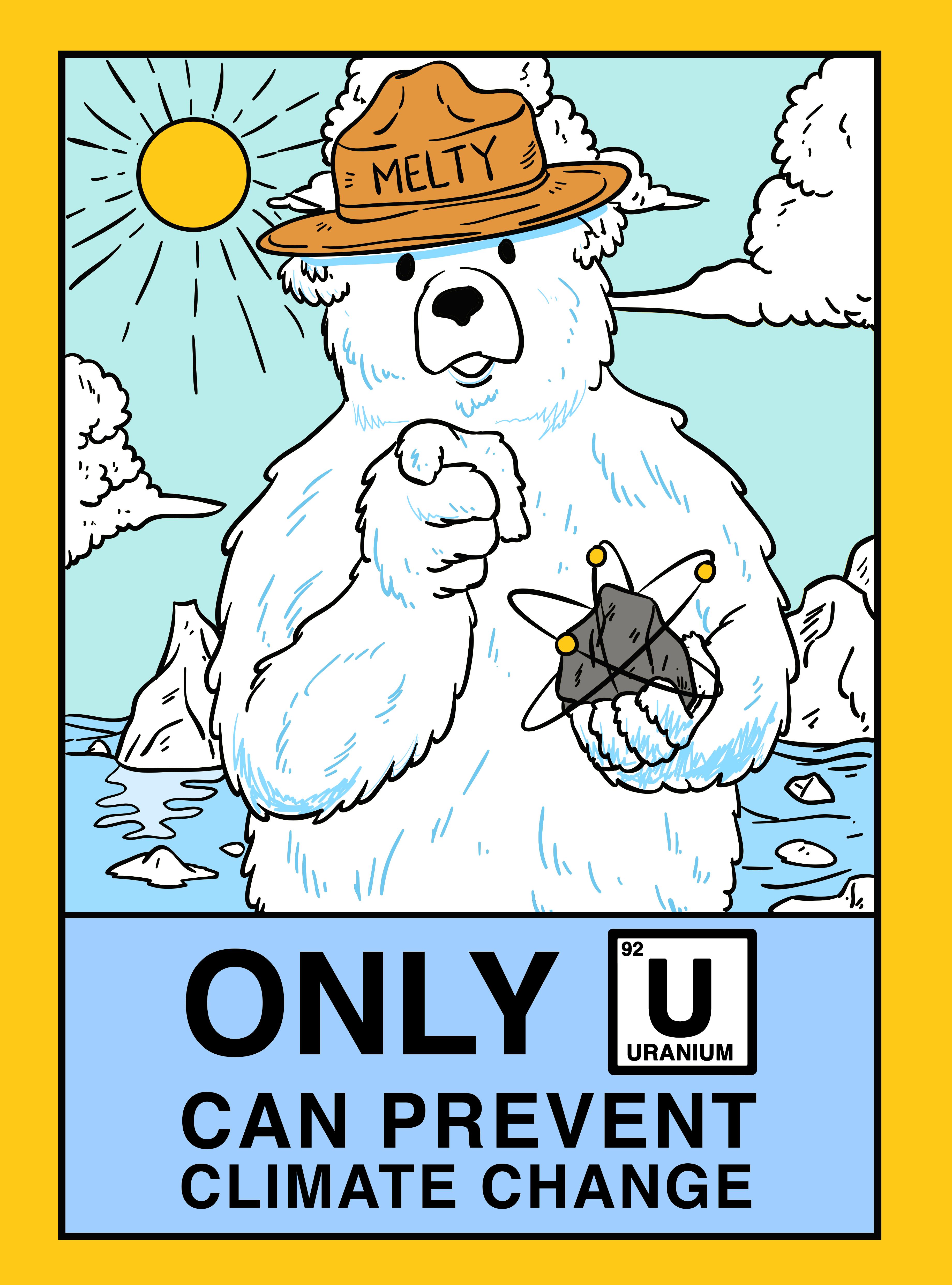 melty the bear