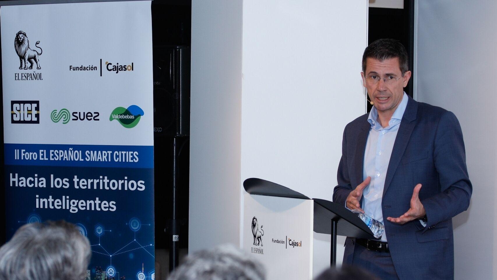Fotografías ponentes II Foro EL ESPAÑOL Smart Cities