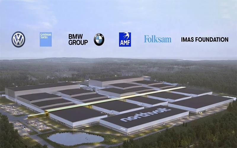 Northvolt y sus socios levantarán dos fábricas de baterías en Europa