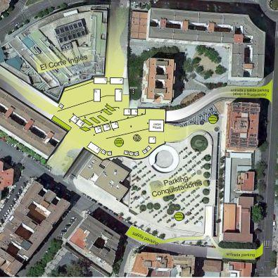 Plaza de Badajoz