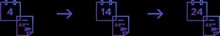 lexbizz ERP – Icon Offene-Posten-Verwaltung und Rechnungs-Prüfung