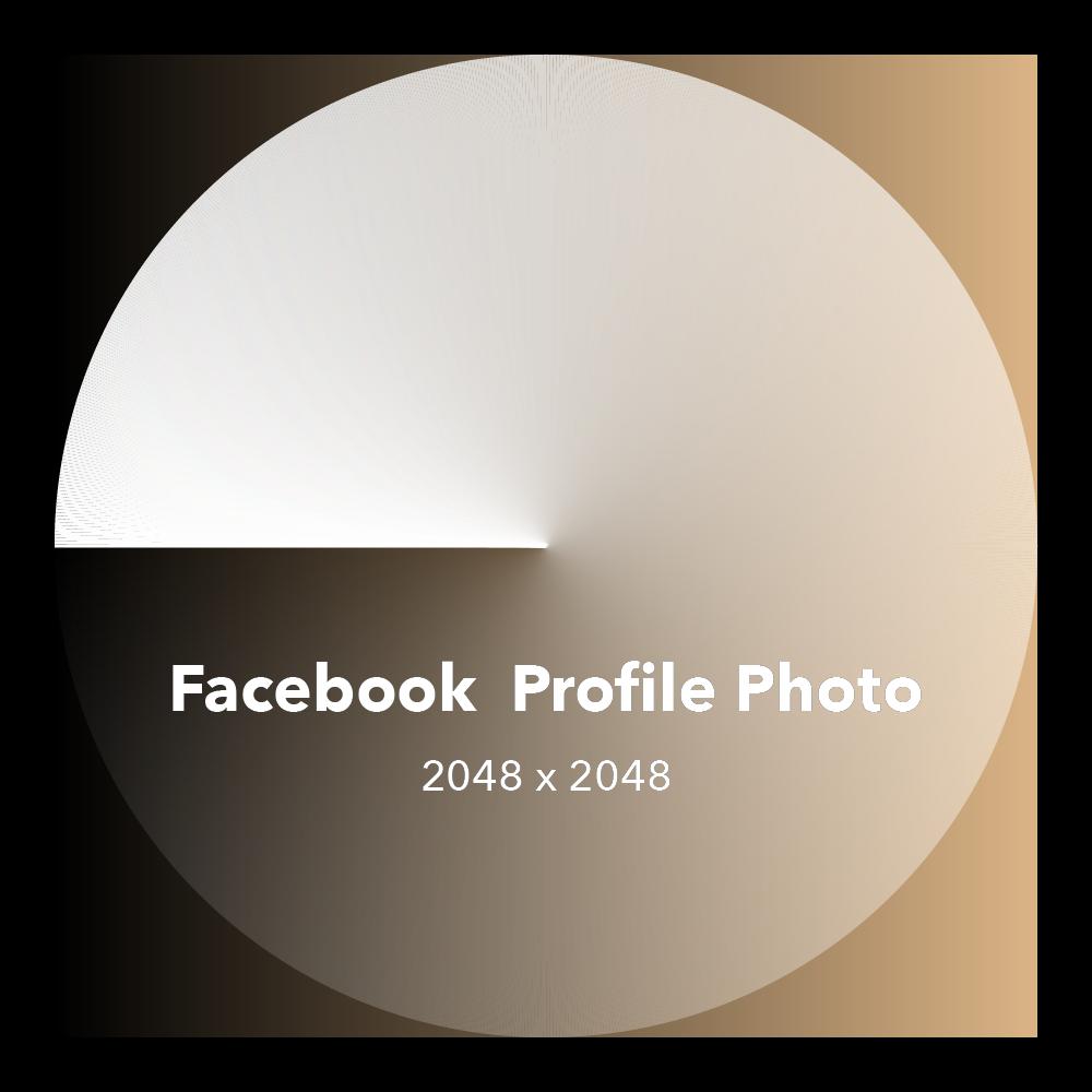 kích thước ảnh facebook profile
