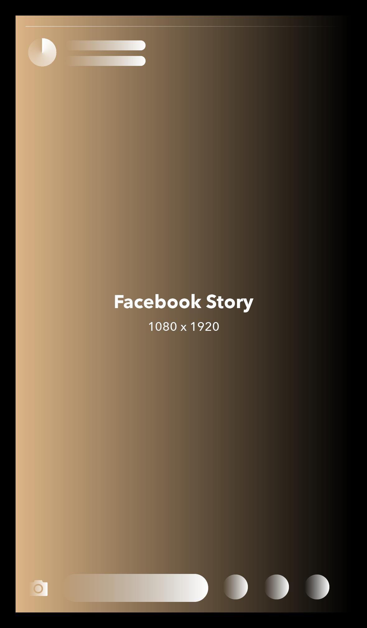 kích thước ảnh facebook stories