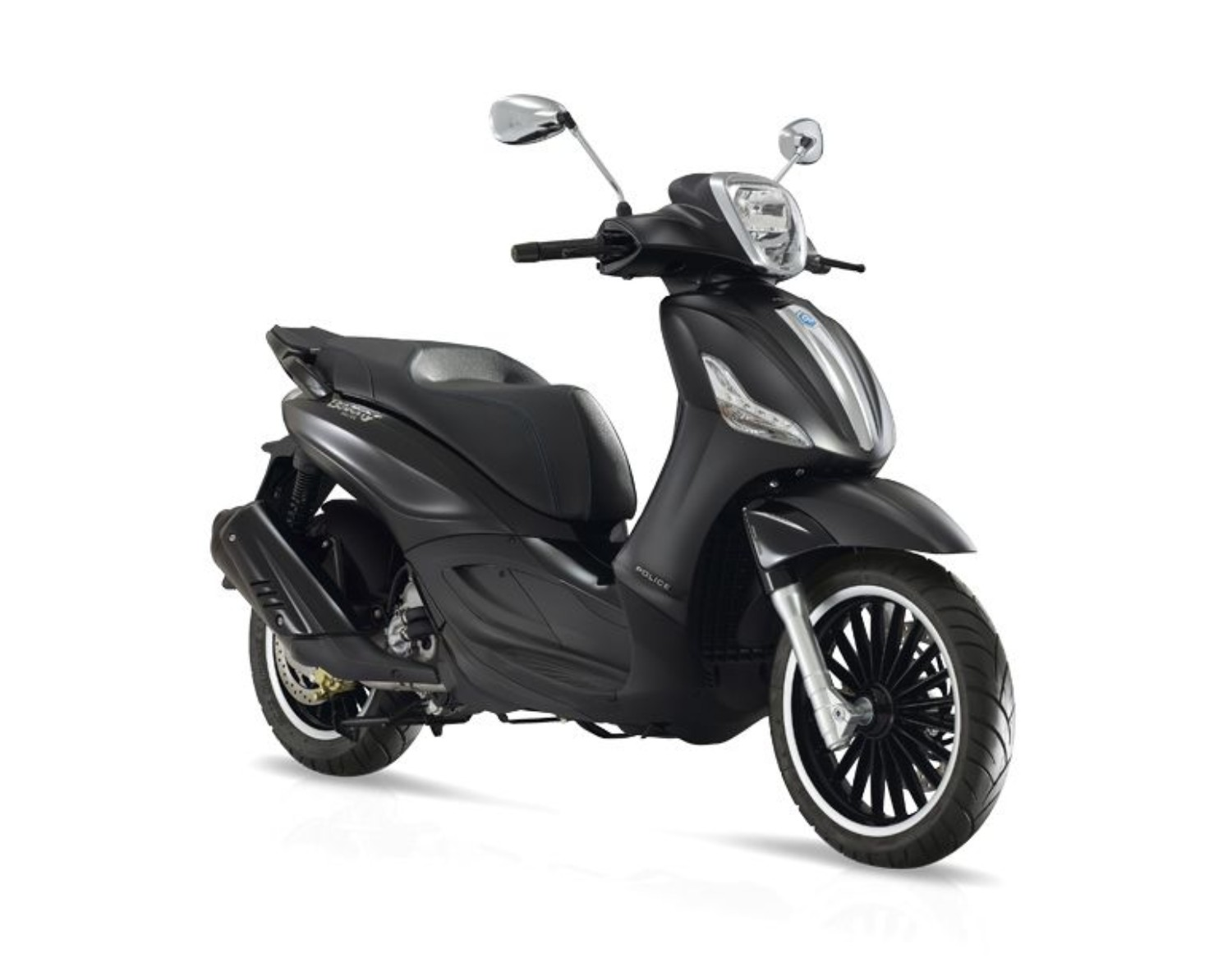 Piaggio BEVERLY 300 POLICE ABS